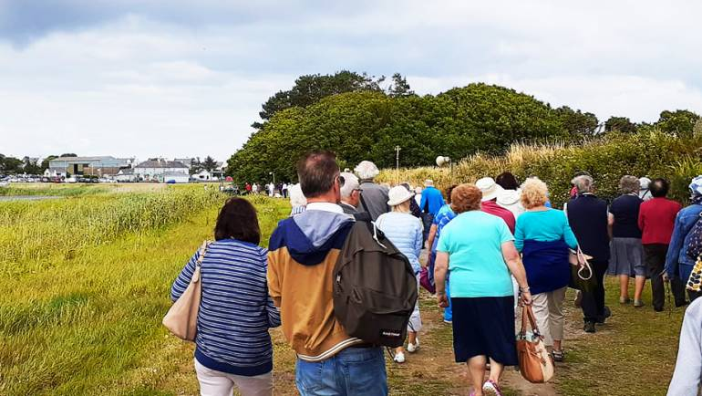 Our Lady's Island Pilgrimage