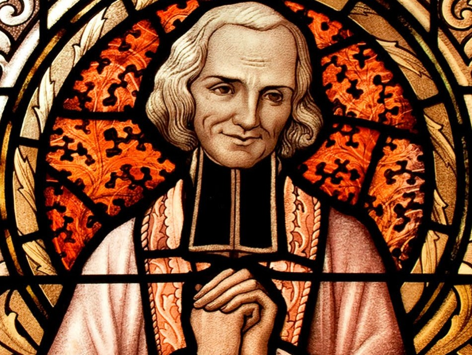 St.John Vianney's Prayer for Priests