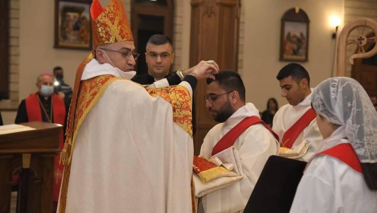 Ordination to the Priesthood of Fr. Savio Handula
